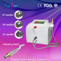 Fractional Micro Needle RF Face Lift And Skin Tightening Manufactures