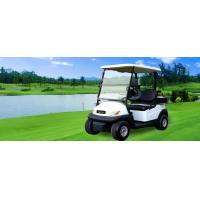 China Battery Operated 2 Seater Golf Cart Street Legal With 5 Horsepower Motor on sale