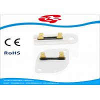 250V 15A Electric Dryer Thermal Fuse Plastic Holder For Water Heater Manufactures