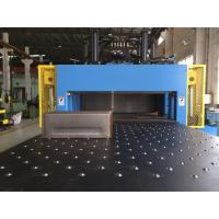 300 - 1300mm Steel Plate Width Corrugated Fin Forming Machine For Transformer Tank Manufactures