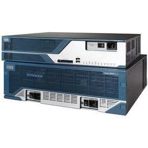 Quality used  original CISCO3845 cisco vpn router cisco router for sale