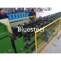 Quality Adjustable Size Cold Roll Forming Machine , C Z Purlin Forming Machine 415V / 440V for sale