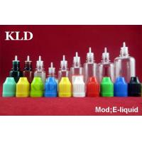 China Screen printing and Label available OEM E cig E-Liquid with the 10ml/20ml/30ml/50ml capacity on sale