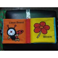 Fabric Book for children education Manufactures