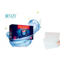 Nano Molecular Super Condensed Laundry Detergent Sheets Soap Type Manufactures