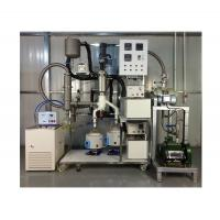Fully Automatic CBD Oil Extraction Wiped Film Evaporator/omplete molecular distillation, Factory price molecular still , Manufactures