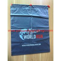 Produced foreign high-end CPE stringing bag bundle pocket clothes underwear jewelry mobile phone packaging plastic bags Manufactures