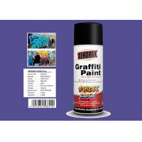 China Xylene Free Fast Drying Spray Paint UV Resistant With Great Control Caps on sale