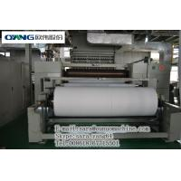 Single / Double Beam Non Woven Fabric Making Machine For Woven Fabric Production Manufactures