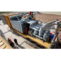 China One Trailer Type Mobile Transformer Substation 10 Mva Low Partial Discharge on sale