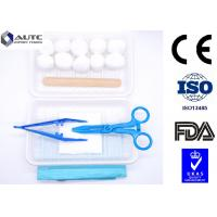 Universal Health Basic Dental Instruments , Dental Assistant Kit Set Box For Dental Students Manufactures