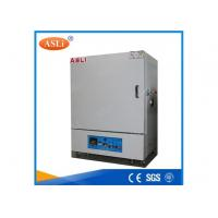Micro PID + SSR + Timer Control Laboratory Test Equipment High Temp Oven Manufactures