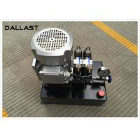 Electric Vertical Mount Hydraulic Power Unit 220v AC 2.2kw Remote Control Hydraulic Manufactures