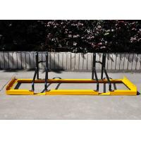 Heavy Duty Steel Floor Bicycle Display Stand At Supermarket Park Manufactures