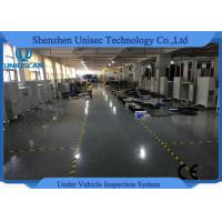 China High Sensitive Under Vehicle Inspection System , Under Vehicle Scanning System on sale