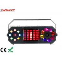 Laser 3 in 1 LED Effect Light 62 W 50Hz / Party Stage Lights Manufactures