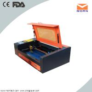 Desktop mini laser engraving machine MT3050C Manufactures