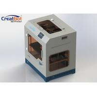 High Precision Metal Frame 3d Printer CreatBot F430 With Big Build Volume Manufactures