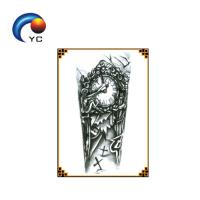 City in slow Stylish Design Temporary Tattoo Sticker Arm Shoulder Back Tattoos Manufactures
