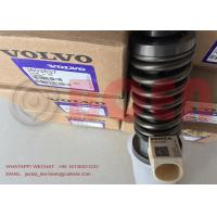 China 3803637 Volvo Fuel Injectors Common Rail Injector BEBE4C08001 03829087 on sale