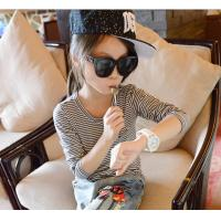 Quality Angou Top quality kids clothes girls t shirt children's clothing spring autumn for sale