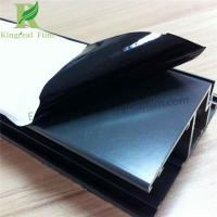 Black and White Color Factory Supply 0.03mm-0.20 Thickness Aluminium Surface Protective Film Manufactures