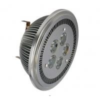 Green OEM Bridgelux 5 Watt LED Bulb Spotlight 130v AC , Dimmable GU10 LED Spotlight Manufactures