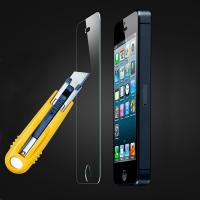 9H shatterproof tempered glass iphone 4 screen protector Manufactures