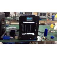 Quality Single Color Plastic 3d Printer , 3d Metal Printing Machine 0.04 Mm Max for sale