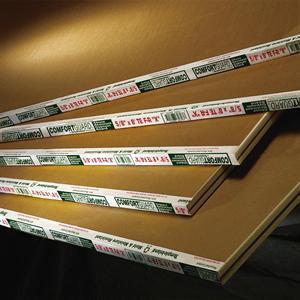 Waterproof gypsum board/plaster board Manufactures