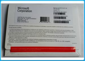 Microsoft Windows 10 Pro Software 32bit X 64bit DVD OEM pack / OEM key activation online Manufactures