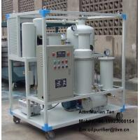 China ZJD Vacuum Hydraulic Oil Purifier,Lube Oil Recycling,Gear Oil Filtration Equipment on sale