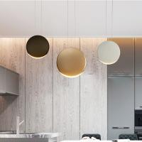 China 220V Europe Ultra Modern Round Pendant Lighting Indoor Home Lamp on sale