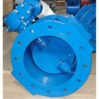 Double Eccentric Flanged Butterfly Valve Manufactures