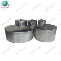 China IEC60335 Test Pans/Vessel for Induction Hob Element for Electromagnetic Oven Test on sale