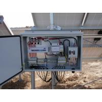 2 - 32 Strings TUV Solar Combiner Box Waterproof For High Voltage PV SPD Manufactures