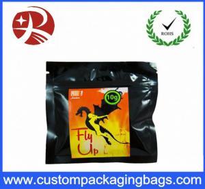 China Herbal Incense Ziplock Plastic Bags Flower Extreme Aroma Potpourri Bag on sale