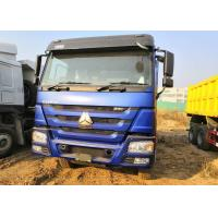 China SINOTRUK 6*4 Sand Dump Truck Heavy Duty Dump Truck 40 Tons Dump Truck 30 CBM on sale