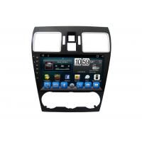 China Double Din Mirror Link Android Car Navigation Entertainment System Subaru XV 2015 2016 on sale
