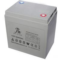 Valve Regulated Electric Vehicle Lead Acid Battery 12V 50Ah With High Safe Energy Manufactures
