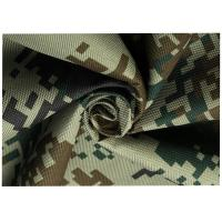 China 600D 300D Military Army Camouflage Fabric Ripstop Oxford Fabric Shrink Resistant on sale