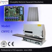 China High Speed Steel  Linear Blades Pcb Separator Machine For Led Lingthing Industry on sale