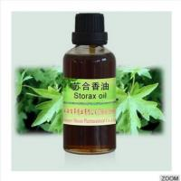High Quality 100% Pure Natural Storax Essential Oil Manufactures