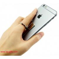 Luxury Crystals Diamond Finger Ring Holder Grip Your Mobile Phone Hand Holder Stand Manufactures
