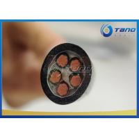 Buy cheap Armoured Single Core LV Power Cable / Pvc Sheathed Power Cable CCC Certification from wholesalers