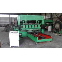 Heavy Duty Automatic Expanded Metal Machine With 600mm Working Width Manufactures