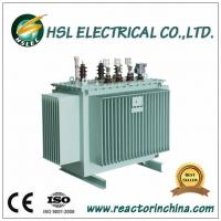 11/0.4kv three phase oil immersed power transformer Manufactures