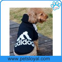 China Factory Wholesale Pet Supply Product Cheap Dog Clothes Large Pet Dog Coat Dog Clothes on sale