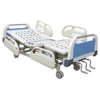 Three-crank bed with ABS hanging bed head/foot board Manufactures