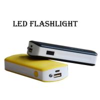 2014 new 5200mah LED  flashlight  mobile power bank /cheap power bank charger Manufactures